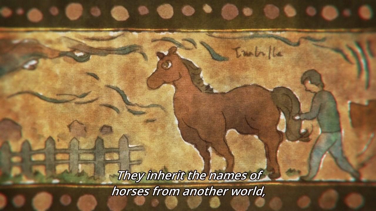 horserstories