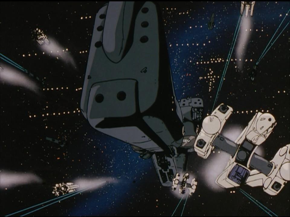 OVA valkyrie launch