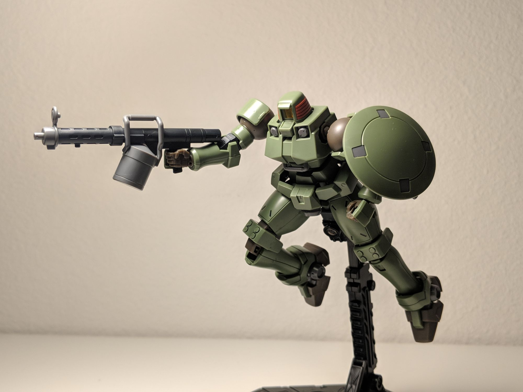 Go! Figure: HG Leo Review