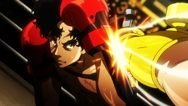 Season to Taste: MEGALOBOX