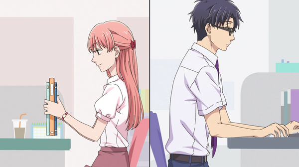 Season to Taste: Wotakoi