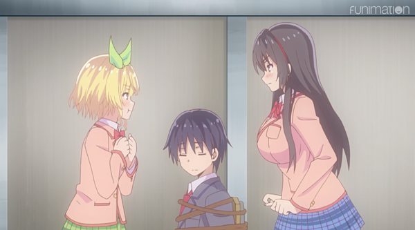 The Verdict: Hensuki: Are You Willing to Fall in Love with a Pervert, as Long as She's a Cutie?